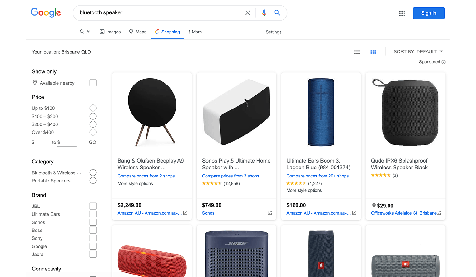 Expand your stores reach by advertising on Google Shopping
