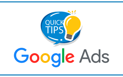 Five Google Ads Tips For Small Business